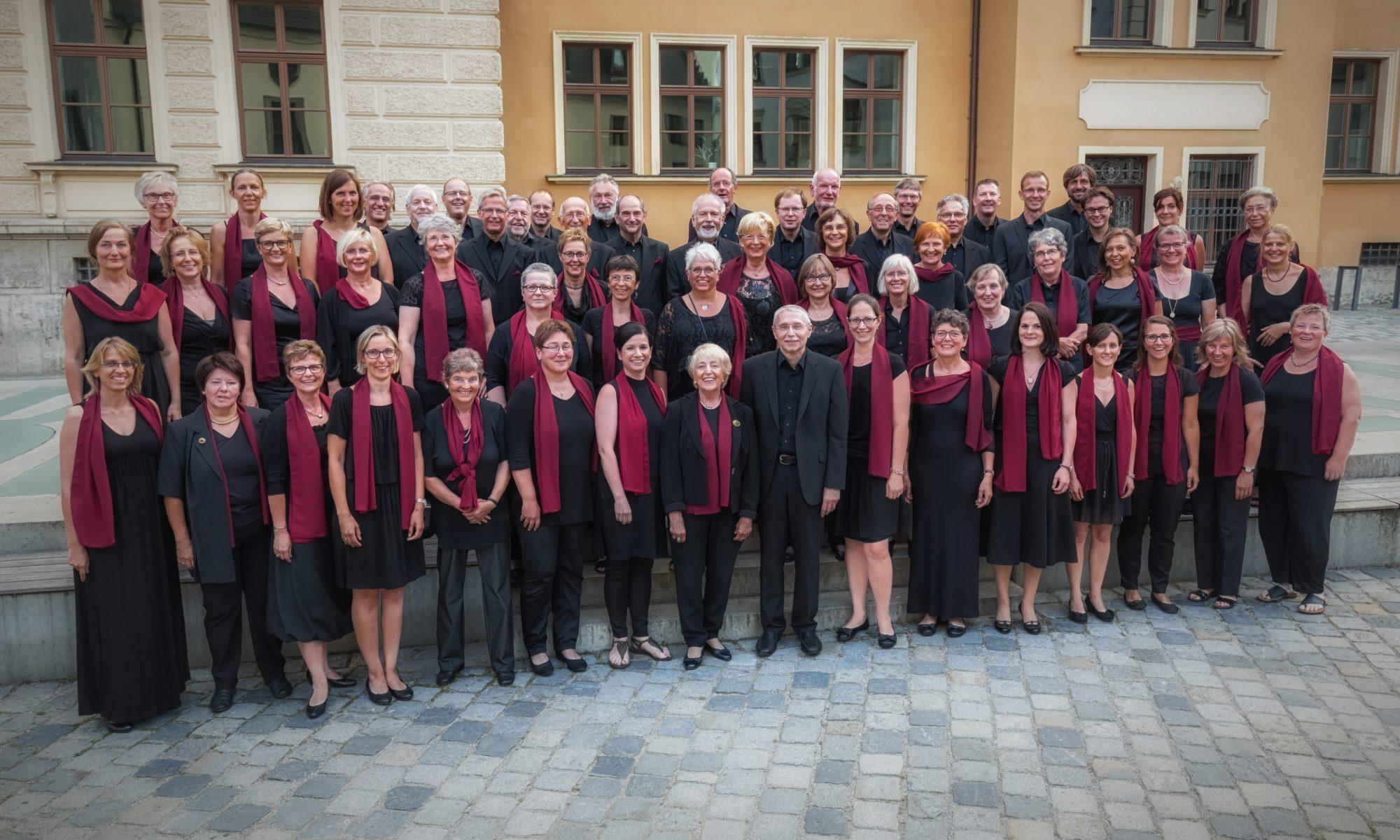 Madrigalchor bei St. Anna – Augsburg